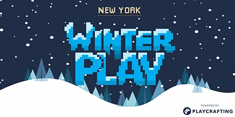 WINTER PLAY: NYC Game Expo tickets