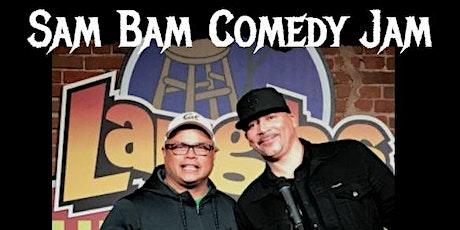 Sam Bam Comedy Jam tickets