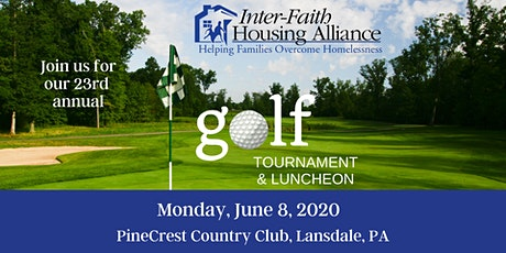 I-FHA Golf Tournament & Luncheon 2020 tickets