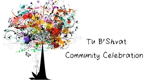 jHUB at the Tu B'Shvat Community Celebration