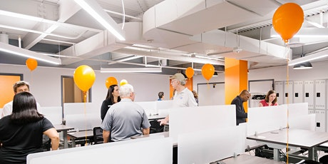 Ribbon Cutting: Silver Spring Innovation Center Powered by Launch tickets