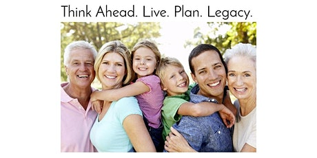 Planning For Your Legacy tickets