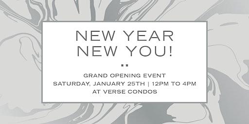 Verse Condos' Grand Opening Event