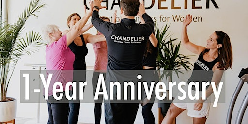 Chandelier's 1-Year Anniversary Party