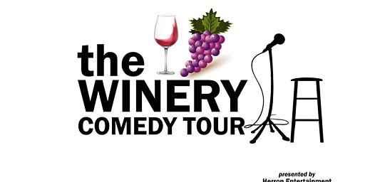Winery Comedy Tour