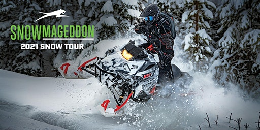 Arctic Cat Snow Tour, Stop 1 of 8  (Eagle River, WI)