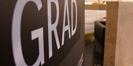 GRADTalks: It's Your Career—Take Charge! tickets