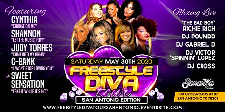 Freestyle Diva Tour  (San Antonio) tickets