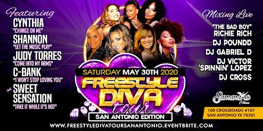 Freestyle Diva Tour  (San Antonio)