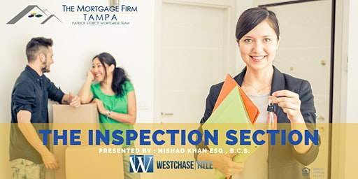The Inspection Section Lunch and Learn