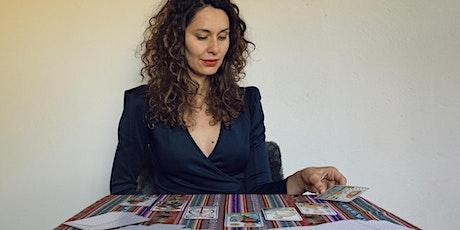 Formação em Tarot online bilhetes