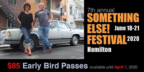 7th Annual Something Else! Festival tickets