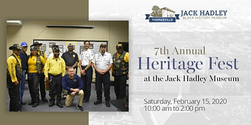 7th Annual Heritage Festival 2020