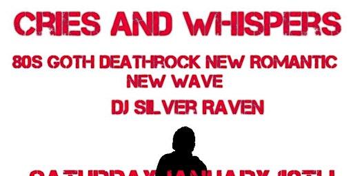 DJ Silver Raven - Darkwave, Haunted Psychedelia, 80s Goth & More