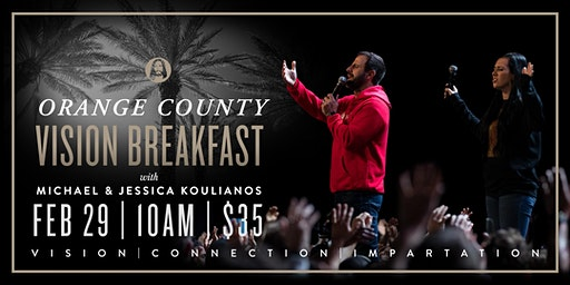 Jesus Image Orange County Vision Breakfast 2020