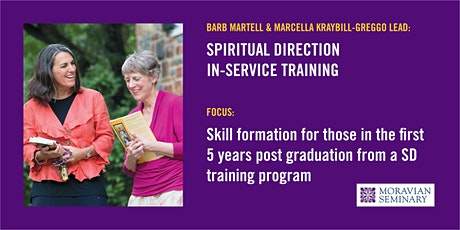 Spiritual Direction In-Service Training (Online via Zoom) tickets