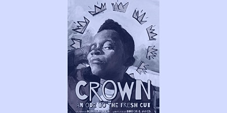 Storytime for Young Minds-CROWN: an Ode to the Fresh Cut, by Derrick Barnes tickets