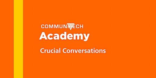 Communitech Academy: Crucial Conversations - Spring 2020