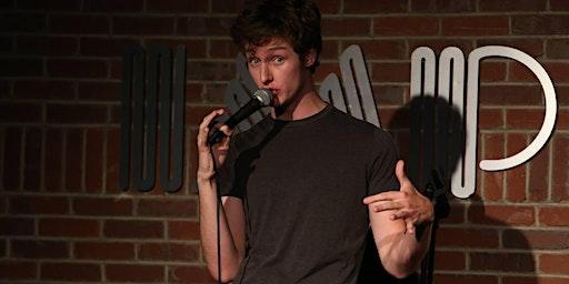Slice of Comedy headlining Connor McSpadden