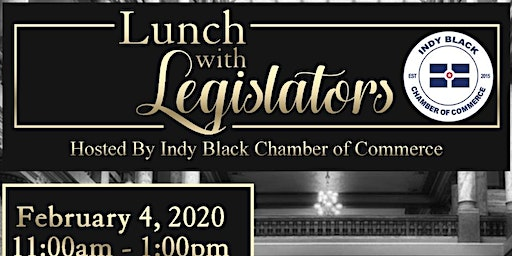 Lunch with the Legislators 2020