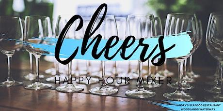 CHEERS! Happy Hour Mixer tickets