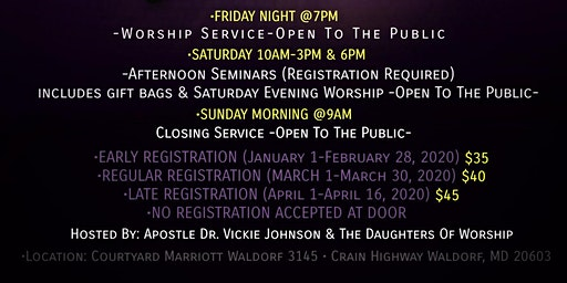 """""""Building the Foundation"""" Worship Conference"""