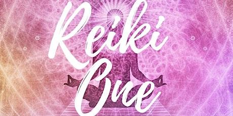 Reiki One Course Reiki 1 with Reiki Hitchin tickets