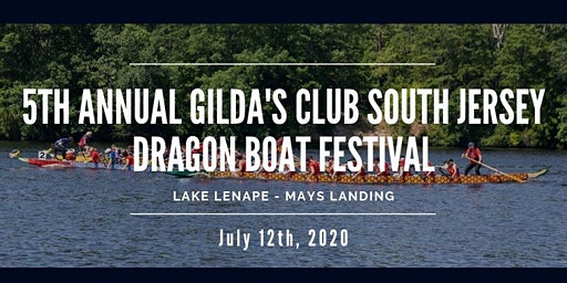 5th Annual Gilda's Club South Jersey Dragon Boat Festival