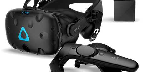 Intro to Virtual Reality tickets