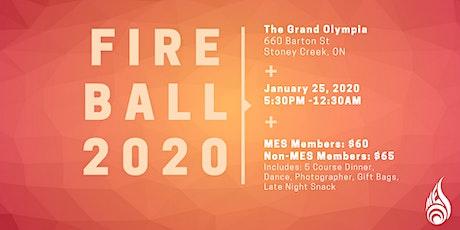 MES: Fireball Formal 2020 tickets