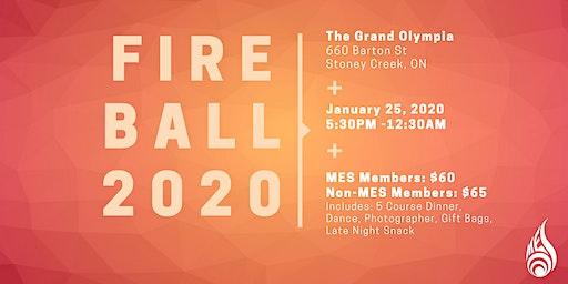 MES: Fireball Formal 2020