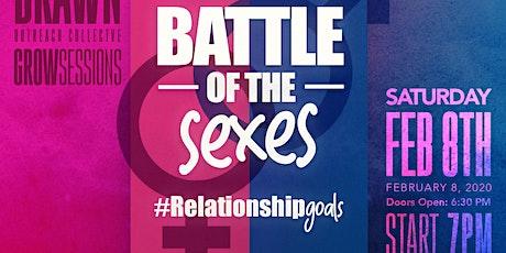 Battle of The Sexes - Relationship Goals tickets