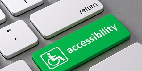 BCLI Issue Series - Accessibility 30 Years After the ADA tickets