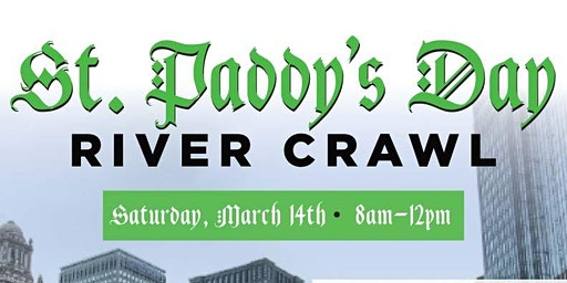 Chicago River Crawl - River North's St. Patrick's Day Bar Crawl!