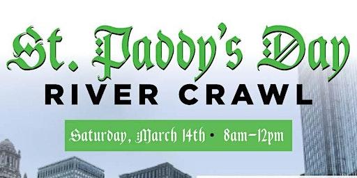 Chicago River Crawl - River North's St. Patrick's Day Bar Crawl!
