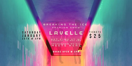 BREAKING THE ICE tickets