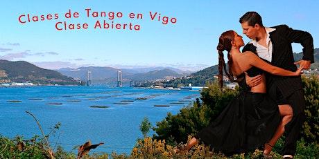 Clases de Tango en Vigo - Clase Abierta entradas