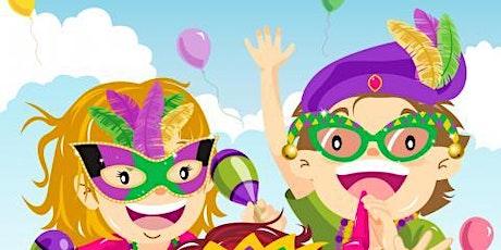 Mardi Gras Pancake Party! tickets
