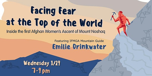 Beer and Adventure Storytelling with IFMGA Mountain Guide Emilie Drinkwater