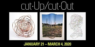 Lamont Gallery Presents Cut Up/Cut Out