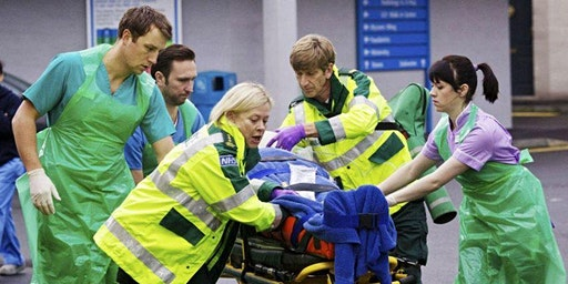 Qualsafe Awards accredited First Response Emergency Care (FREC) Level 3 course