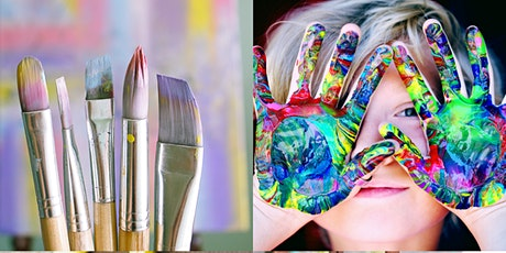 """The Surprising Lessons a Paintbrush Can Teach"" Workshop tickets"