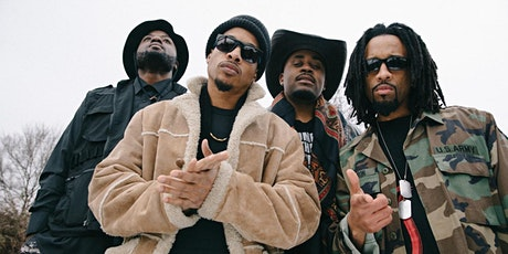 Nappy Roots with LBZ and J. Morgan (CANCELLED) tickets