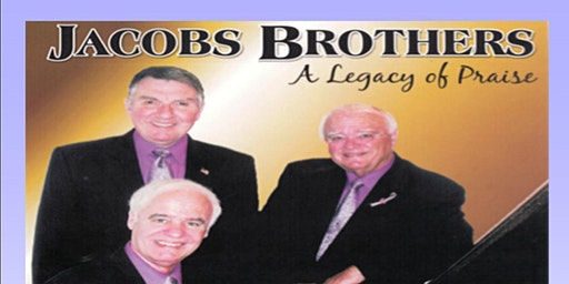 Jacobs Brothers live in Concert