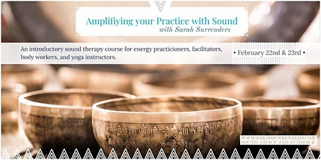 Amplifying your Practice with Sound tickets