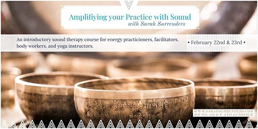 Amplifying your Practice with Sound
