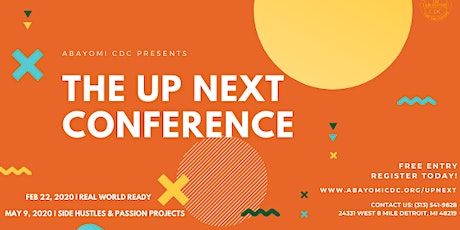 The Up Next! Conference: Real World Ready tickets