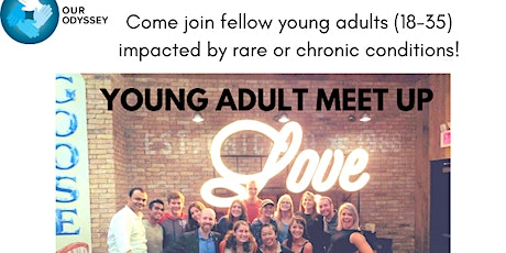 DC Meet Up - Rare & Chronic Socials: Young Adults 18-35 tickets