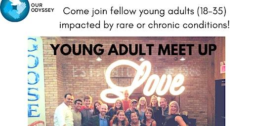 DC Meet Up - Rare & Chronic Socials: Young Adults 18-35