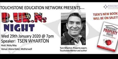 TOUCHSTONE EDUCATION NETWORK, CENTRAL SCOTLAND tickets